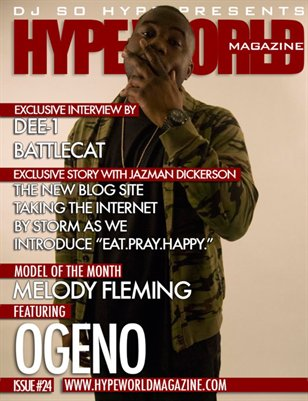 HYPE WORLD MAGAZINE ISSUE #24