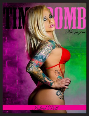 Tattooed Time Bomb Issue #2