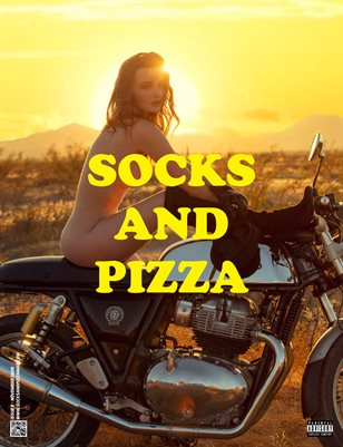 SOCKS AND PIZZA #2