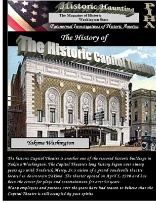 The Historic Capitol Theatre in Yakima, Washingto