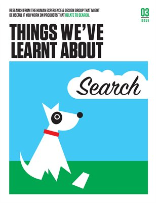 Issue 3: Search & Web Use