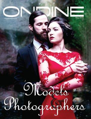 Ondine Models & Photographers Book May 2015