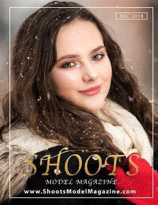 December 2018 Shoots Model Magazine