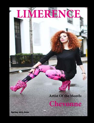 Limerence Magazine-Spring Issue 2013