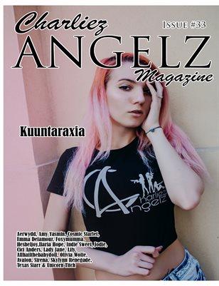 Charliez Angelz Issue #33 - Kuuntaraxia