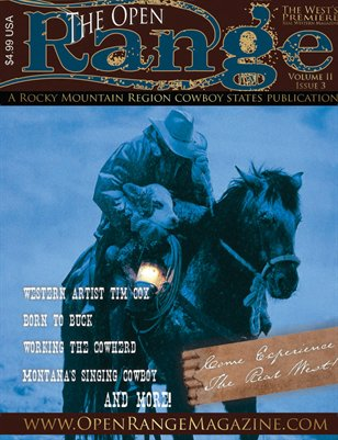 Open Range Magazine Volume 2 Issue 3