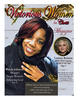 Victorious Women in Christ Magazine (Winter 2018)