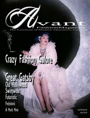 Avant Fashion Vol.4-No.2.1