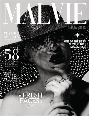 MALVIE Mag - Fresh Faces Vol. 04 JULY 2020