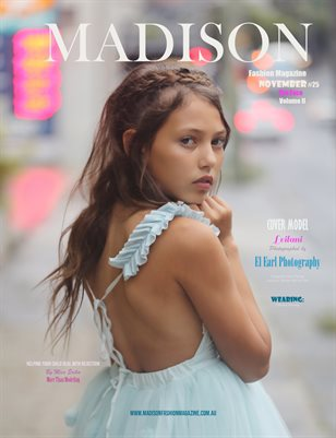 MADISON Fashion Magazine - NOVEMBER #25 - The FACE Volume II