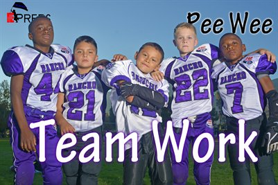 Rancho Cucamonga Pop Warner Pee Wee 2014