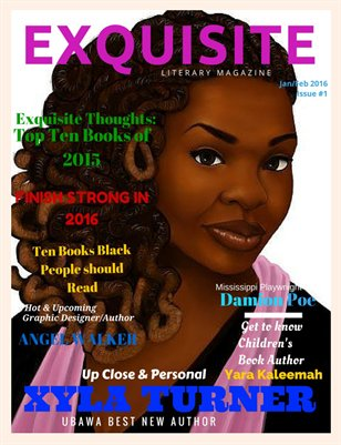 Exquisite Literary Magazine