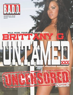 UNTAMED (Brittany G Cover)