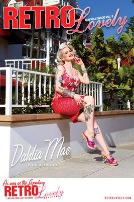 Dahlia Mae Cover Poster