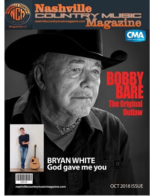Nashville Country Music Magazine October 2018