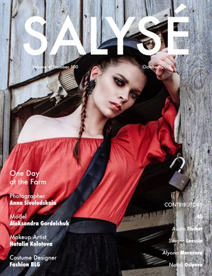 SALYSÉ Magazine | Vol 4 : No 100 | October 2018