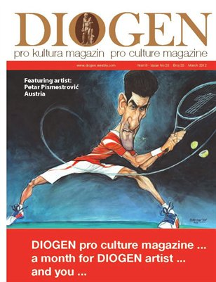 DIOGEN pro art magazine No 20. special March 2012