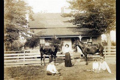 Mrs. Olive Parson, Paragould, Arkansas