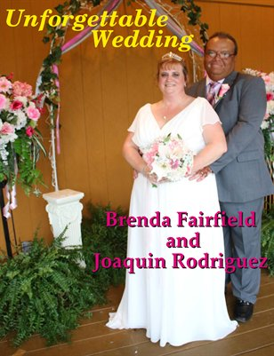 Fairfield and Rodriquez Wedding Magazine