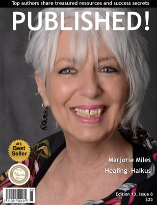 PUBLISHED! featuring Marjorie Miles