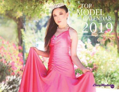 Top Model Calendar Edition