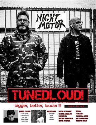 TunedLoud Magazine May 2019