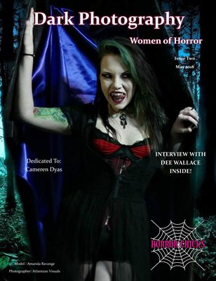 Dark Photography Women of Horror Issue 2