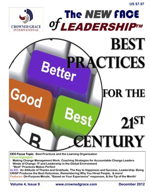 Best Practices for the 21st Century (December 2012)