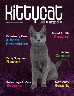 Kittycat Magazine | September October 2014