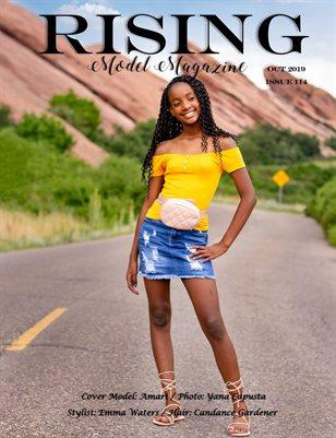 Rising Model Magazine Issue #114