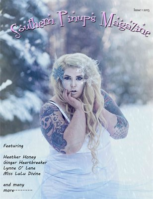January Issue Southern Pinups Magazine