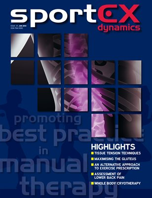 sportEX dynamics: January 2013 (Issue 35)