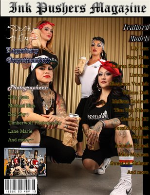 Ink Pushers Magazine #19