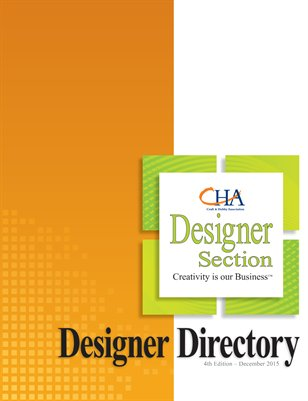 The Designer Section Directory
