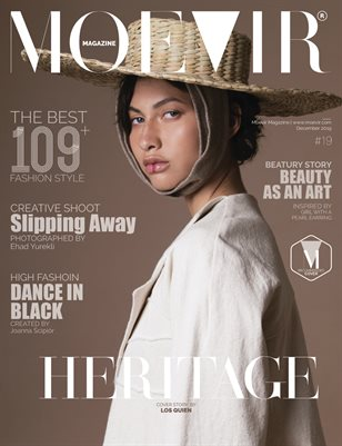 #19 Vol4 Moevir Magazine December Issue 2019