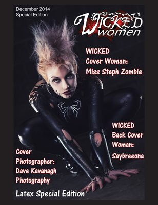WICKED Women Magazine- Latex Special Edition: December 2014