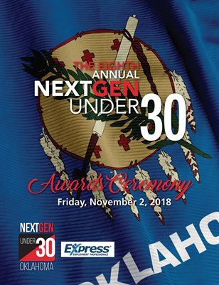 2018 NextGen under 30 Oklahoma