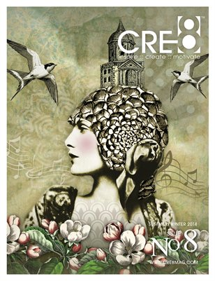 CRE8 Magazine Issue No. 8