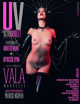 ULTRAVIOLET Magazine: November 2020 Cover Two