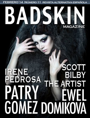 Bad Skin Magazine #FEB2014