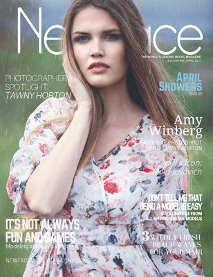 New Face Model Magazine - Issue 04, April '17