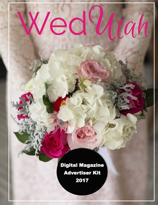 wedutah digital magazine rates