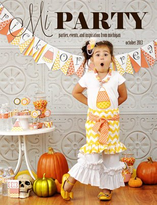 Mi Party Magazine ~ October 2013