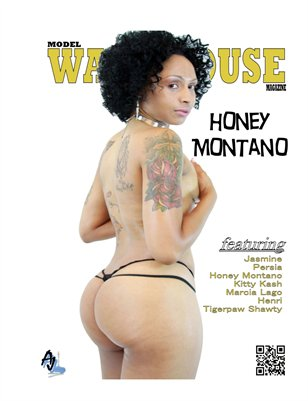 Model Warehouse Magazine Honey Montano July 2014 Issue