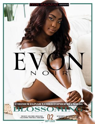 EVON NOIR Issue 02
