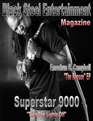 BLACK STEEL ENTERTAINMENT MAGAZINE (OCTOBER 2013)