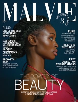 MALVIE Mag The Artist Edition Vol 03 October 2020
