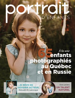 Magazine Portrait d'enfants - No.6