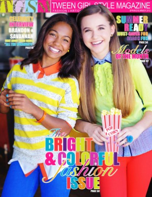 Spring/Summer 2012: The Bright & Colorful Fashion Issue