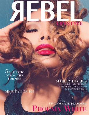 Rebel Lifestyle Issue 1
